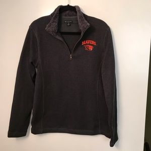 Champion Beaver - sweater sweatshirt dark gray - S